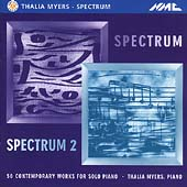 Spectrum & Spectrum 2 / Thalia Myers
