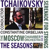 Tchaikovsky: Serenade for Strings / Oberlian, Moscow CO