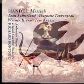 Handel: Messiah / Bonynge, Sutherland, Tourangeau, Krenn