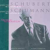 Rubinstein Collection Vol 76-Schubert, Schumann: Piano Trios