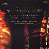 Twentieth Century British Choral Music / Darlington, et al