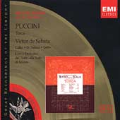 Puccini: Tosca /De Sabata, Callas, Di Steffano, Gobbi, et al