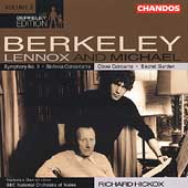 The Berkeley Edition Vol 2 - Lennox and Michael Berkeley