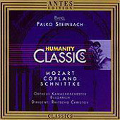 Humanity Classics - Mozart, Copland, Schnittke / Steinbach
