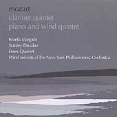 Mozart: Piano Quintet, Clarinet Quintet / Drucker, et al