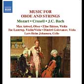 Music for Oboe & Strings - Mozart, Crusell, J.C. Bach