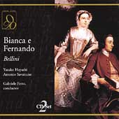 Bellini: Bianca e Fernando / Ferro, Savastano, et al