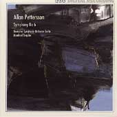 Pettersson: Symphony no 6 / Manfred Trojahn