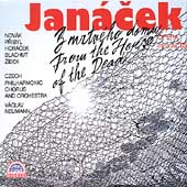 Jan&#225;cek: From the House of the Dead / Neumann, Czech PO