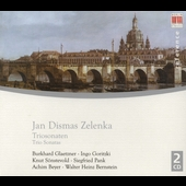 Zelenka: Trio Sonatas / Glaetzner, Sonstevold
