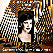 Cherry Rhodes - Organist in Concert