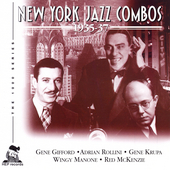 Gene Gifford: New York Jazz Combos 1935-37