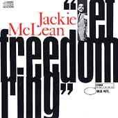 Jackie McLean: Let Freedom Ring