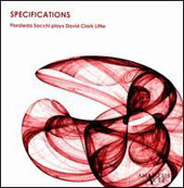 David Clark Little: Specifications for Harp / Floraleda Sacchi, harp