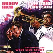Maynard Ferguson/Buddy Rich: Play Selections from West Side Story & Other Delights