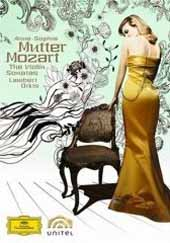 Mutter/Orkis / Mozart: The Violin Sonatas  [2 DVD]