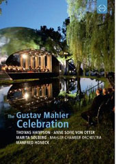 The Gustav Mahler Celebration / Thomas Hampson, Anne Sofie Von Otter [DVD]