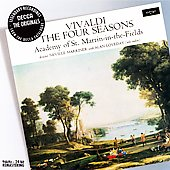 Vivaldi: The Four Seasons / Loveday, Marriner, ASMF