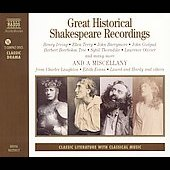 Various Artists: Great Historical Shakespeare Recordings