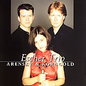 Arensky, Korngold / Escher Trio