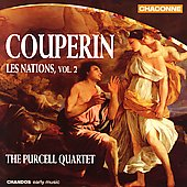 Couperin: Les Nations Vol 2 / The Purcell Quartet