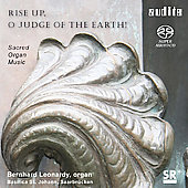 Rise Up, O Judge of the Earth - Organ Music / Leonardy