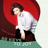 88 Keys to Joy - Bach, Chopin, etc / Yael Weiss