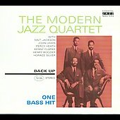 The Modern Jazz Quartet: One Bass Hit