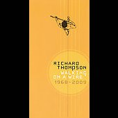 Richard Thompson: Walking on a Wire: 1968-2009 [Box]