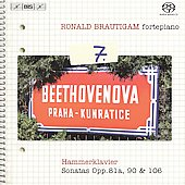 Beethoven: Sonatas, Opp. 81a, 90 & 106