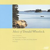 Music of Donald Wheelock