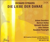 Richard Strauss: Die Liebe Der Danae