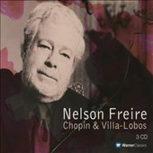 Nelson Freire Plays Chopin & Villa-Lobos