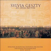 Sylvia Geszty: An Opera Recital