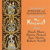 Dinah Shore: The King and I (Selections)