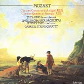 Mozart: Clarinet Concerto, Clarinet Quintet / Thea King