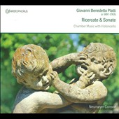 Platti: Ricercate & Sonate