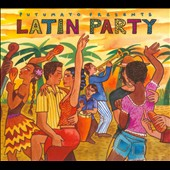 Various Artists: Putumayo Presents: Latin Party [Digipak]