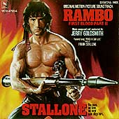 Jerry Goldsmith: Rambo: First Blood, Pt. 2