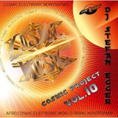 DJ Stefan Egger: Cosmic Project, Vol. 10
