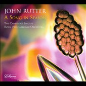 John Rutter: A Song in Season / John Rutter