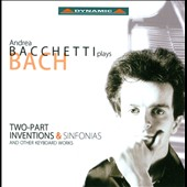Bach: Two-Part Inventions & Sinfonias