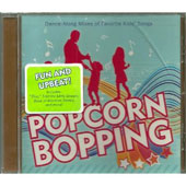 Various Artists: Popcorn Bopping: Dance Along Mixes of Favorite Kids Songs