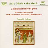 Chominciamento di gioia / Ensemble Unicorn