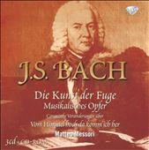 J.S. Bach: Tfhe Art of the Fugue / Cappella Augustana