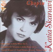 Chopin: Piano Sonata Op. 35; Introduction & Variations Op. 12; Etc.