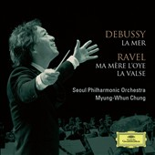 Debussy & Ravel / La Mer, La Valse / Myung-Whun Chung