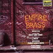 Bernstein, Gershwin, Tilson Thomas / Empire Brass