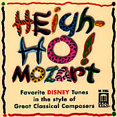 Various Artists: Heigh-Ho! Mozart