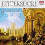 Dittersdorf: Six Symphonies / Shepherd, Cantilena